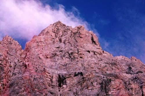 Serendipity Arete from the...