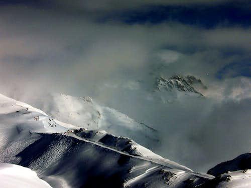 Aiguille du Peclet (3561m)