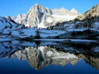 Reflection in Sailor Lake