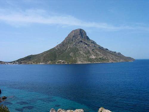 The Island Of Telendos