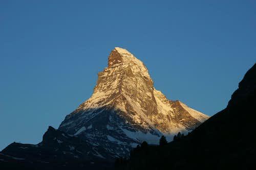Matterhorn--Monte Cervino