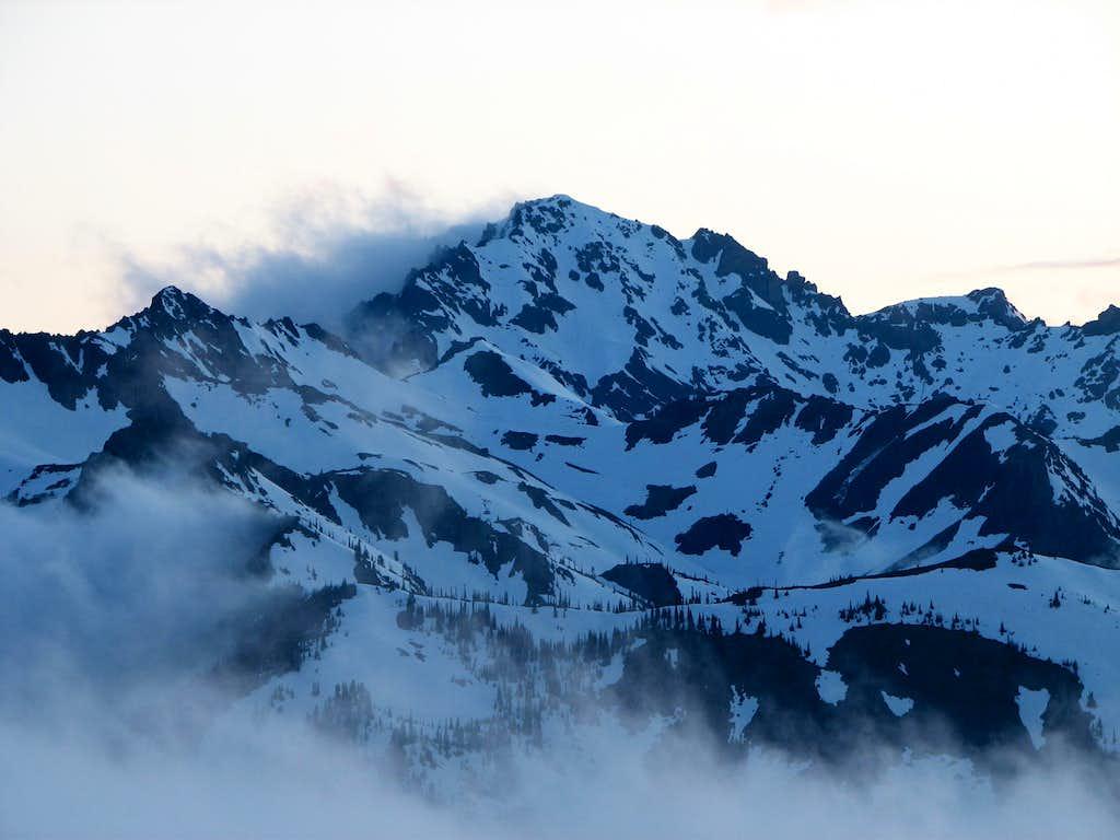 Deception from Marmot Pass