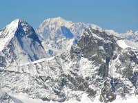 Mont Blanc in good company!