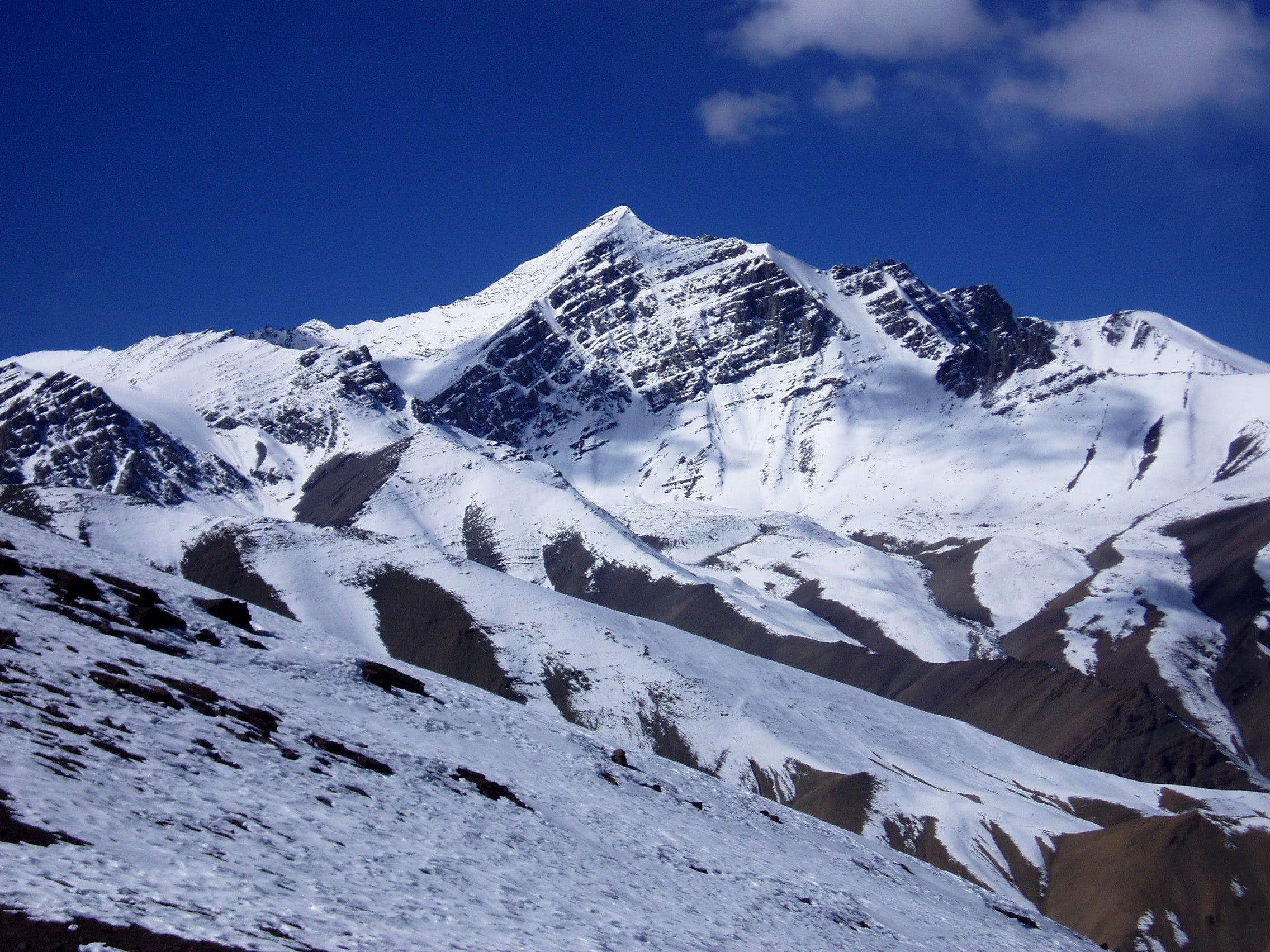 Images of treking around Stok Kangri