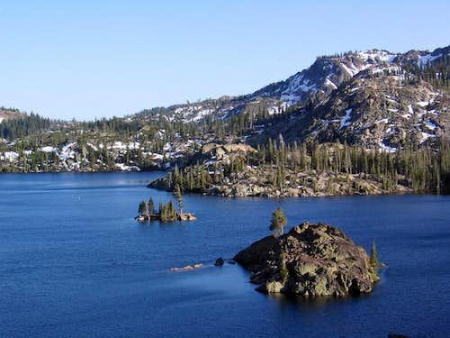Long Lake Islands