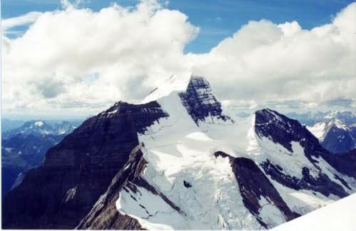 Mt. Robson (Kain Face route)