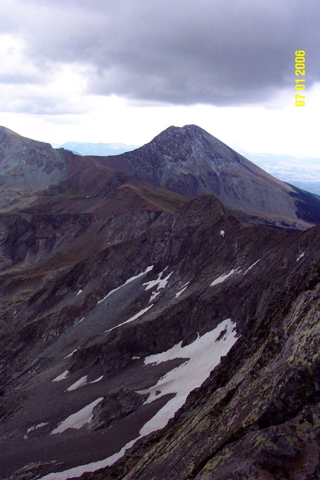 Blanca Mountain