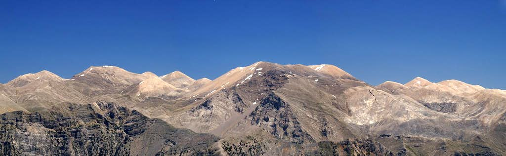 Lefka Ori, Crete's White Mountains
