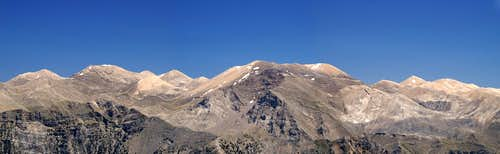 Lefka Ori, Crete\'s White Mountains