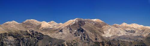 Lefka Ori, Crete's White Mountains