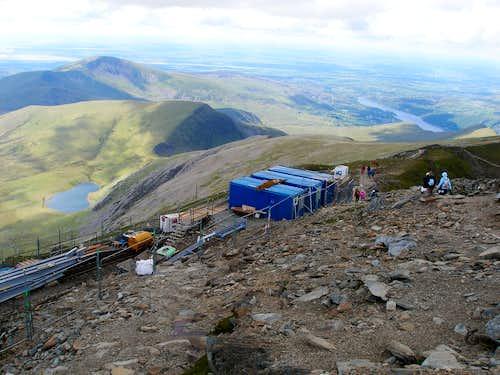 Snowdon Summit May 2007