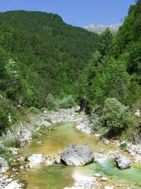 Torrente ( river ) Resia ...