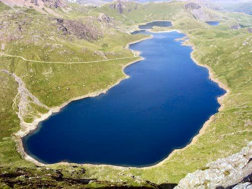 Llynoedd Cymru (Welsh Lakes)