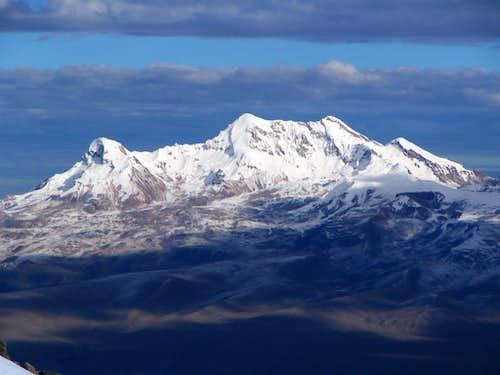 Nevado Solimana