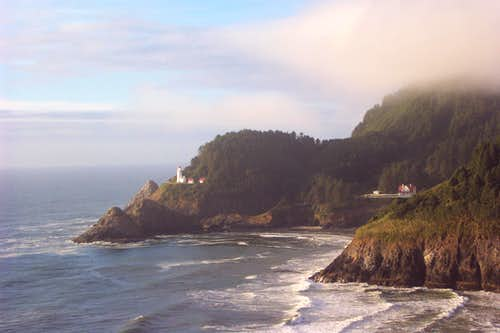 Oregon Coast, Florence