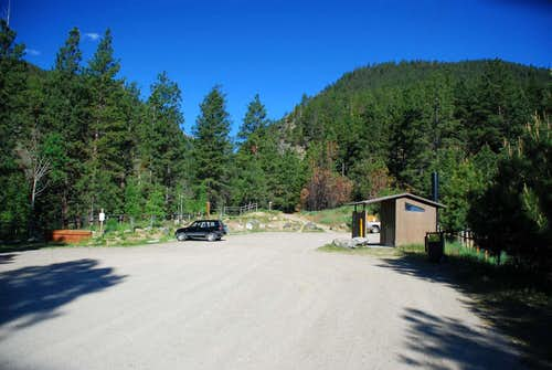 Kootenay TH Parking