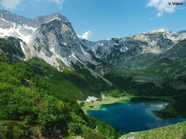 Trnovacki Durmitor & Trnovacko jezero