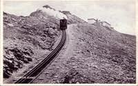 Snowdon Mountain Railway circa 1930s