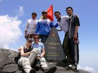 Fansipan Summit