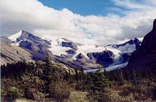 Mt. Robson (Coleman glacier )