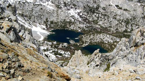 Treasure Lakes
