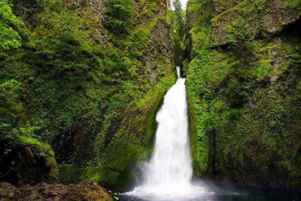 Wahclella Falls, Columbia Gorge