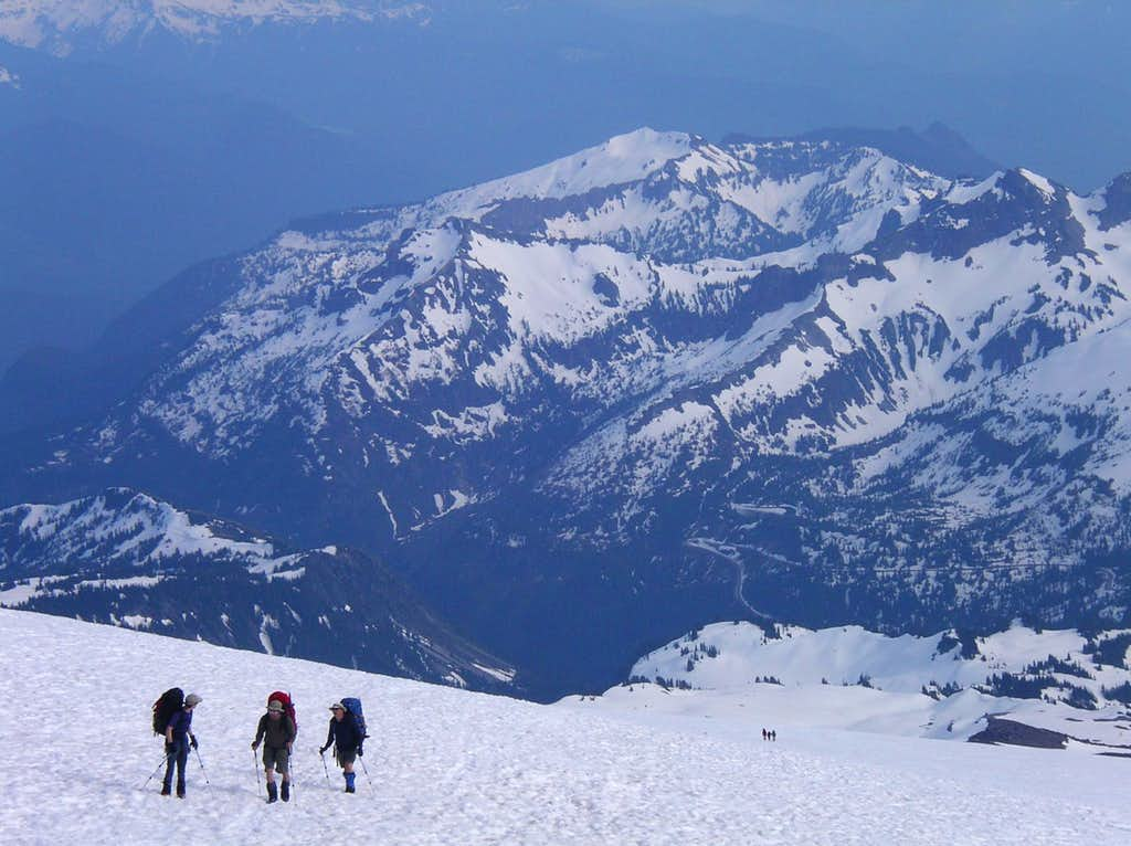 Muir Snowfield, Mt. Rainier, WA