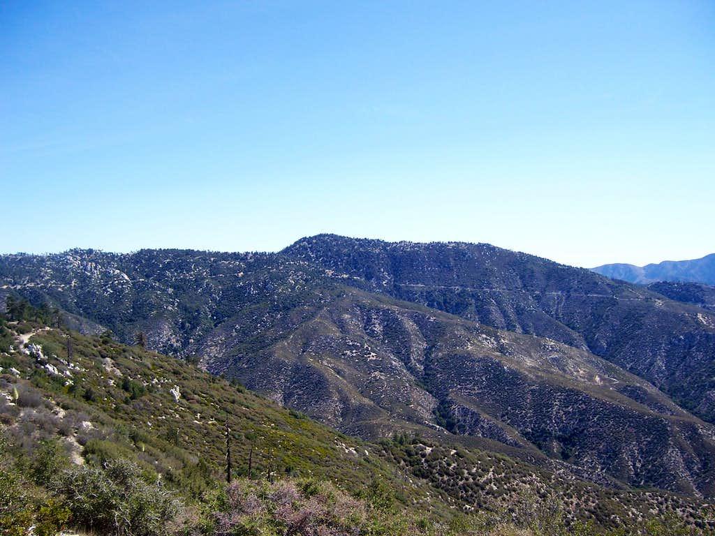 Pacifico Mountain
