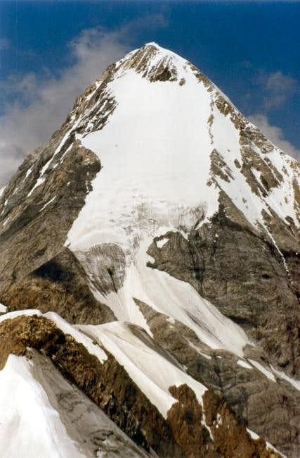 Normal Route to Gran Zebru...