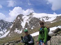 Indian Peaks June 3, 2007