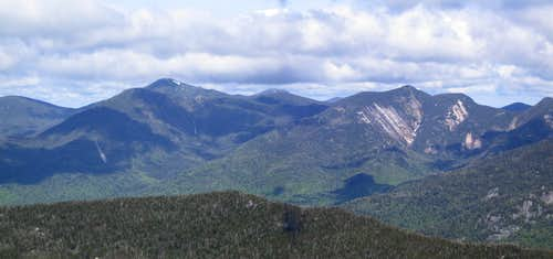 Mount Marcy and Basin