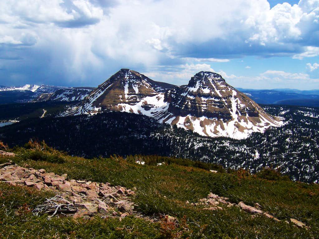 Bald Mountain & Reids Peak