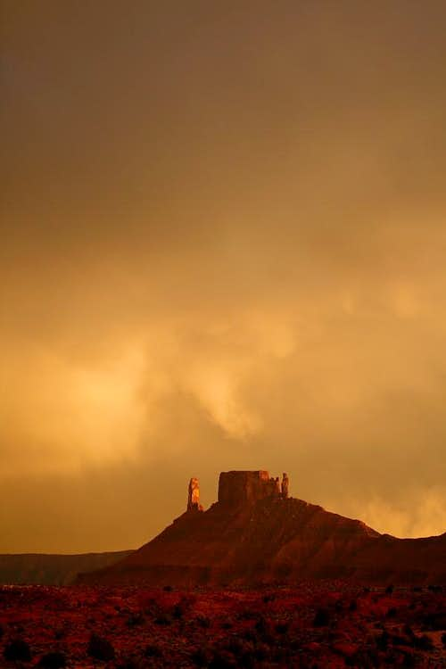 Castleton Tower