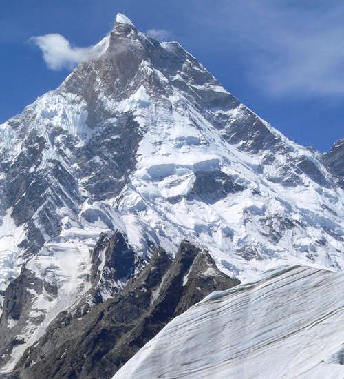 Masherbrum (7821-M) Karakoram