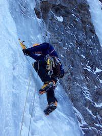 Jason leading Moonlite Canada 2005