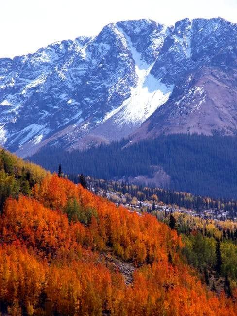 Snowdon Mountain as seen from...