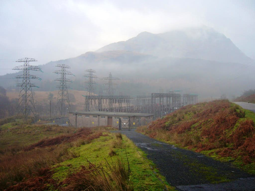Ben Vane from Sloy Substation