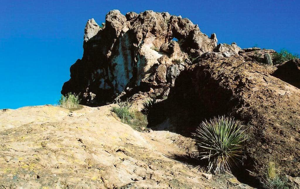 Cave Trail Outcrop