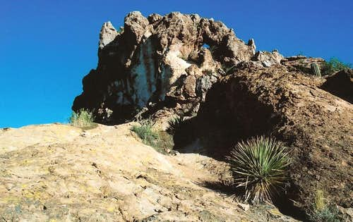 Cave Trail-Peralta Loop