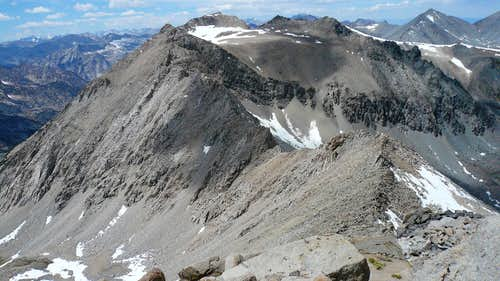 The Black Diamond Ridge