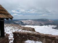 Cedar Breaks From the Summit