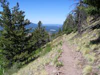 Kendrick Mtn Trail