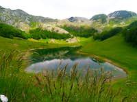 Orlovacko lake