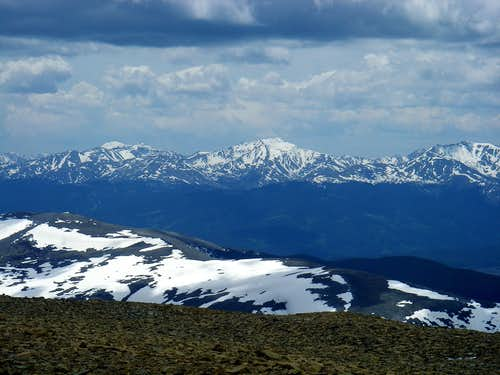 Mt Oxford (from Horseshoe Mtn)