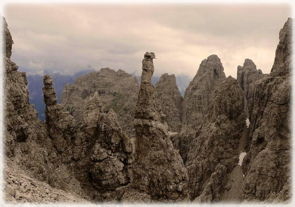 Dolomitic world