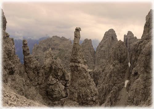 Dolomitic world