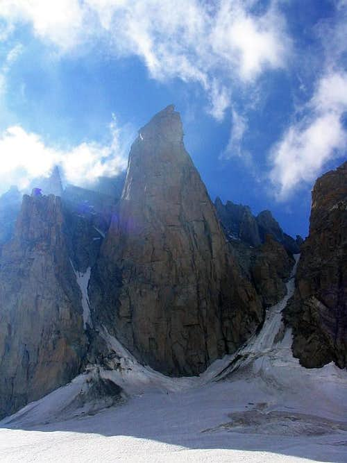 Trident and Grand Capucin