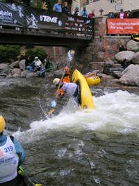 JK s Nick Troutman in Vails Teva Mountain Games 2007
