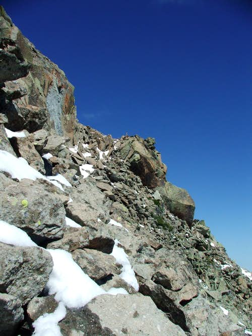 Northeast Face Route
