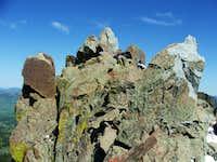 Nipple Peak's Summit Block